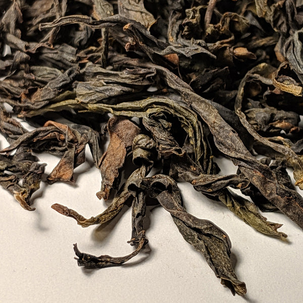 Da Hong Pao Organic - Award Winning Loose Leaf Tea - Tea Shirt Tailored Refreshments