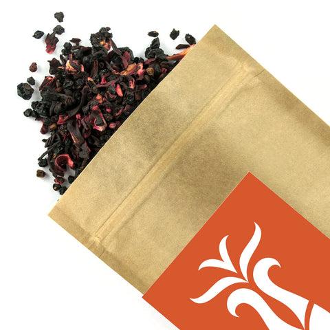 Barbados Rum - Award Winning Loose Leaf Tea - Tea Shirt Tailored Refreshments