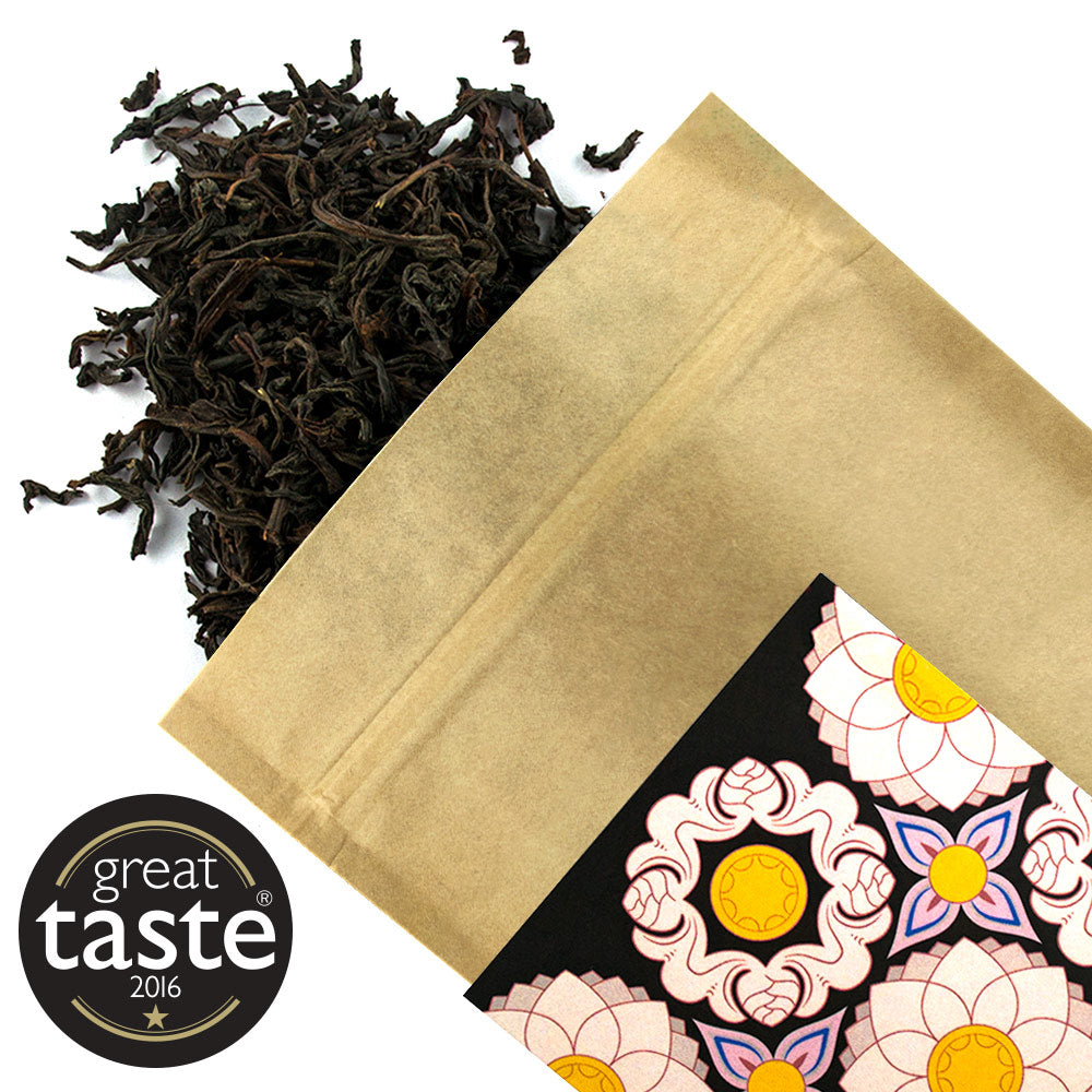Ceylon Blackwood OP Organic - Award Winning Loose Leaf Tea - Tea Shirt Tailored Refreshments