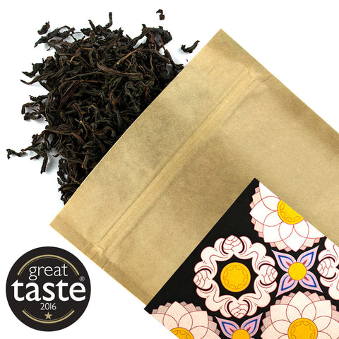 Ceylon Blackwood OP Organic - Award Winning Loose Leaf Tea - Tea Shirt