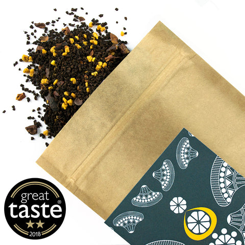 Choco Assam - Award Winning Loose Leaf Tea - Tea Shirt