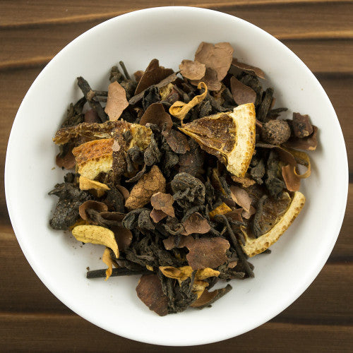 Chocolate Orange - Award Winning Loose Leaf Tea - Tea Shirt