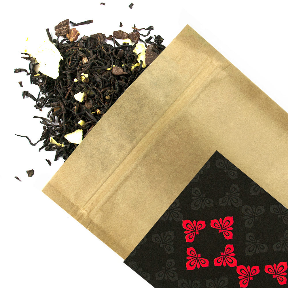 Creamy Cocoa - Award Winning Loose Leaf Tea - Tea Shirt Tailored Refreshments