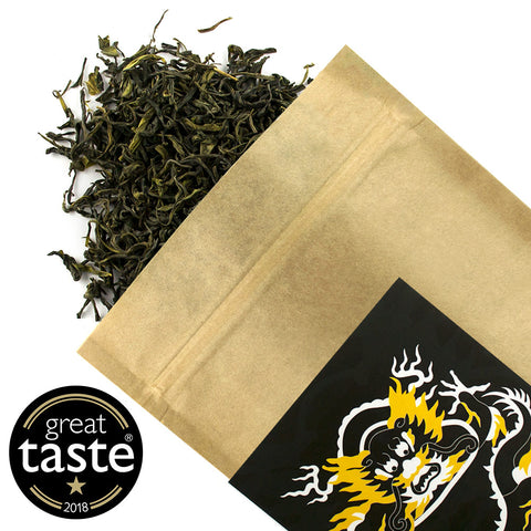 Mao Feng - Award Winning Loose Leaf Tea - Tea Shirt Tailored Refreshments