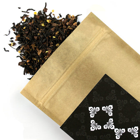 Dark Chocolate - Award Winning Loose Leaf Tea - Tea Shirt Tailored Refreshments
