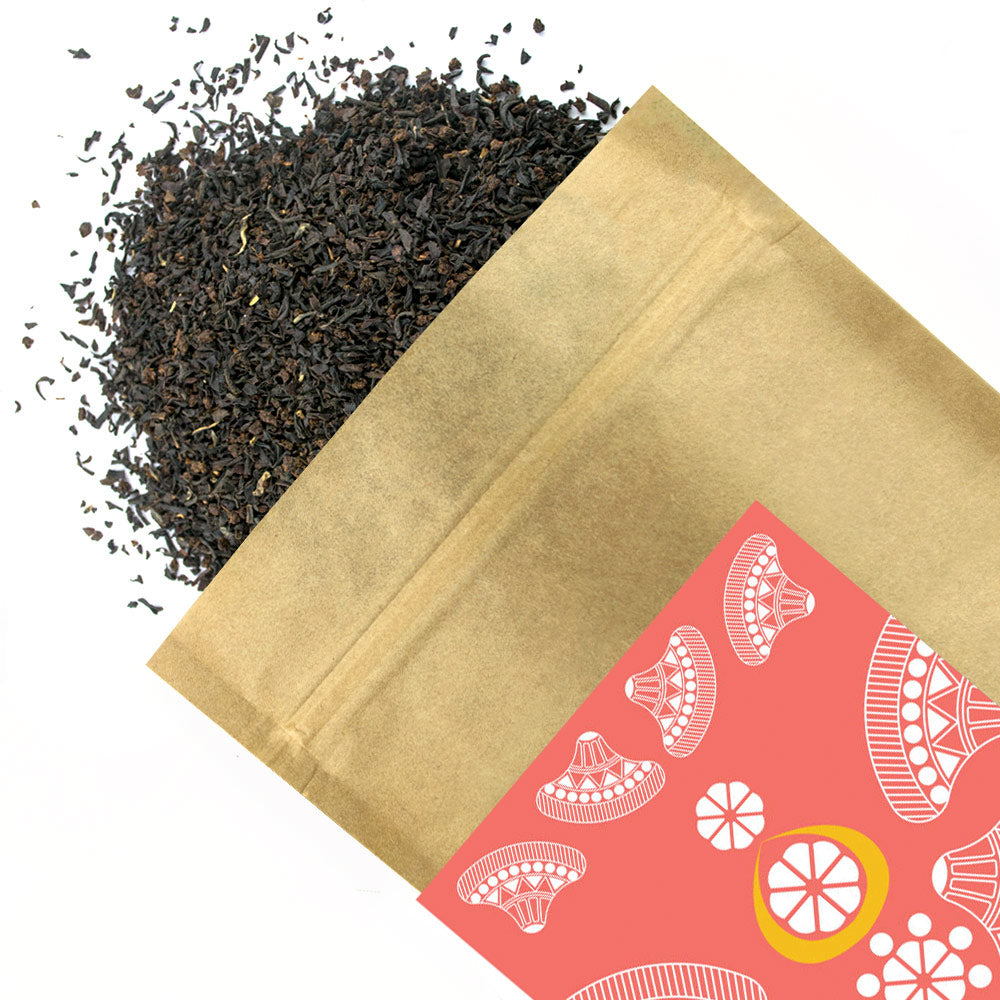 English Breakfast - Organic Loose Tea