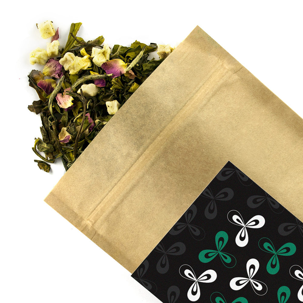 Gin & Tonic - Award Winning Loose Leaf Tea - Tea Shirt Tailored Refreshments