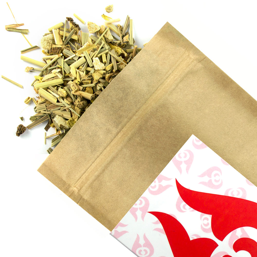 Lemon & Ginger Organic - Award Winning Loose Leaf Tea - Tea Shirt Tailored Refreshments