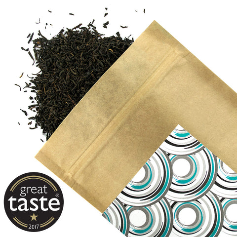 Keemun Congou - Award Winning Loose Leaf Tea - Tea Shirt Tailored Refreshments