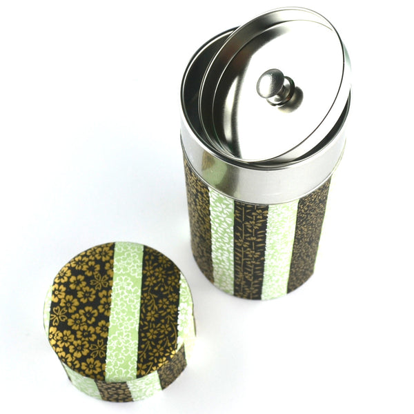 Kuroyuri Japanese Tea Caddy - Award Winning Loose Leaf Tea - Tea Shirt Tailored Refreshments