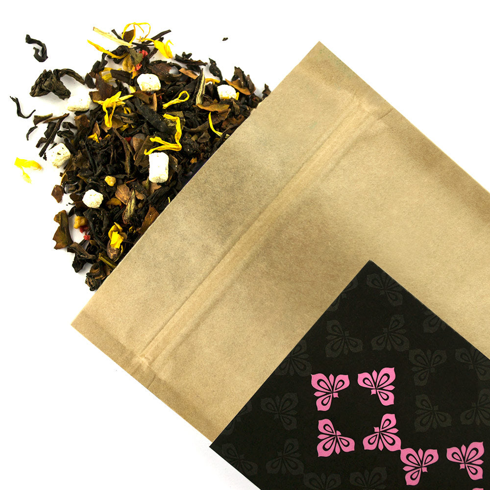 Marshmallow - Award Winning Loose Leaf Tea - Tea Shirt Tailored Refreshments