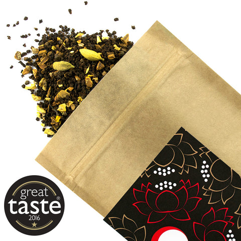 Masala Chai - Award Winning Loose Leaf Tea - Tea Shirt Tailored Refreshments