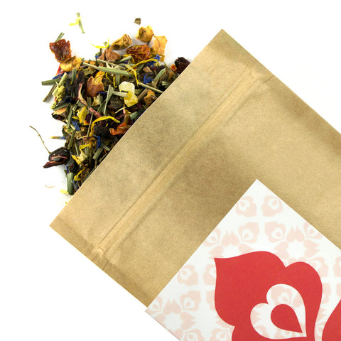 Reiki - Award Winning Loose Leaf Tea - Tea Shirt Tailored Refreshments