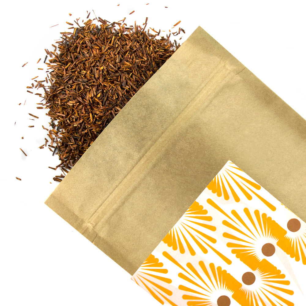 Rooibos Organic - Award Winning Loose Leaf Tea - Tea Shirt Tailored Refreshments