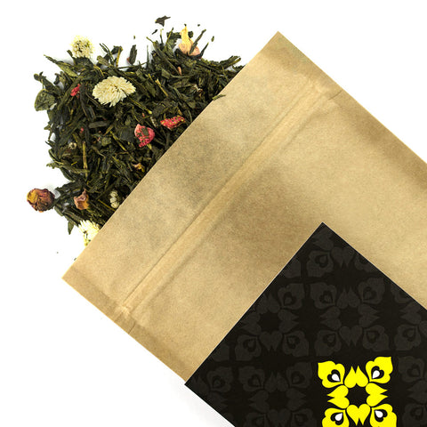 Strawberry & Lychee - Award Winning Loose Leaf Tea - Tea Shirt