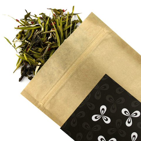 White Bamboo - Award Winning Loose Leaf Tea - Tea Shirt Tailored Refreshments