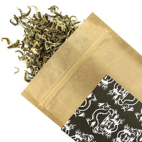 White Monkey - Award Winning Loose Leaf Tea - Tea Shirt Tailored Refreshments