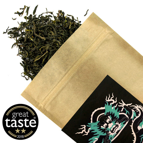 Wu Lu - Mountain Mist - Award Winning Loose Leaf Tea - Tea Shirt