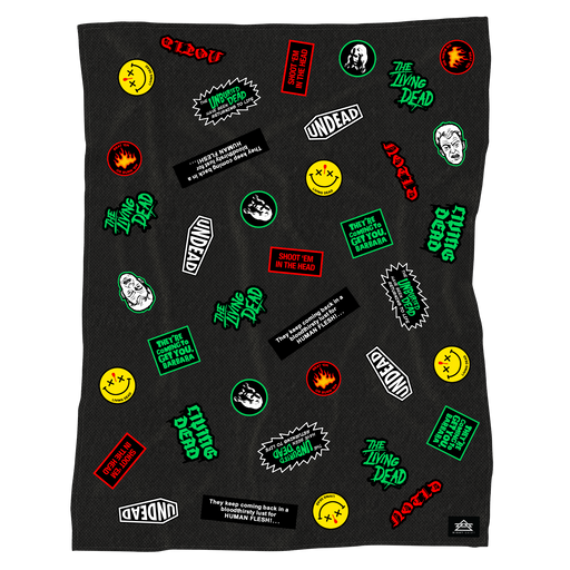 LIMITED EDITION PATCHES PREMIUM COTTON BLANKET
