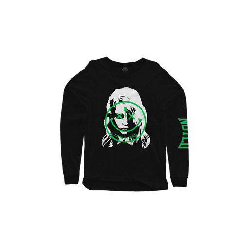 NIGHT OF THE LIVING DEAD SLEEPY LONGSLEEVE
