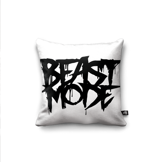 BEASTBLOOD WHITE PILLOW