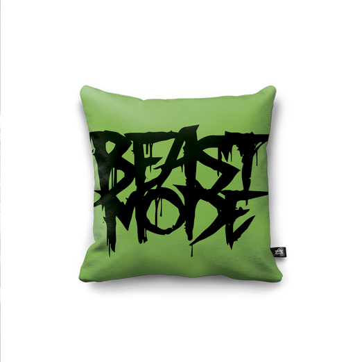 BEASTBLOOD GREEN PILLOW