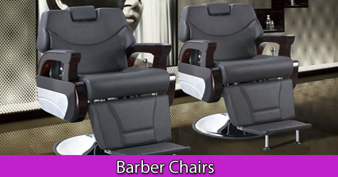 Custom Barber Chairs in any Color