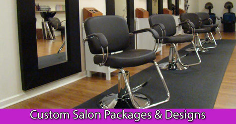 Custom Salon Packages and any custom color