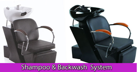 Shampoo, Backwash, Units