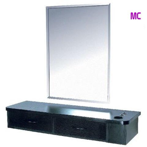 Wall Mounted Station (Double Draw) - mcbeautyequipment.com by MC Distributors 1, Inc. | Bronx | New York