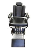 Extra Wide Seat Barber Chair