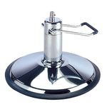 Barber Chair Base w/ Pump - mcbeautyequipment.com by MC Distributors 1, Inc. | Bronx | New York