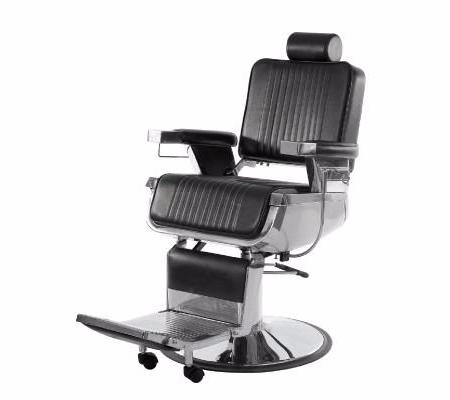 Classic barbershop chair heavy duty Pump MC Beauty MC BEAUTY  WWW.MCBEAUTYEQUIIPMENT.COM