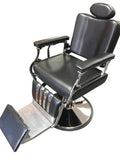 Barbershop Chair Heavy Duty Extra Wide Seat.