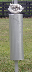 Ravenox Purple Martin Pole Guard for climbing predators Protection for Birds