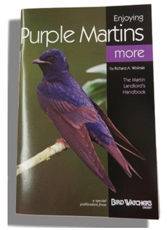 Book - Enjoying Purple Martins More