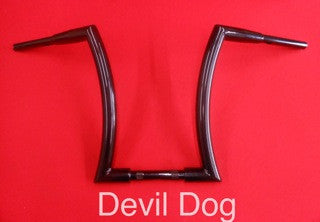 "Vindikta 1.5"" Devil Dog Handlebars - Vindikta"