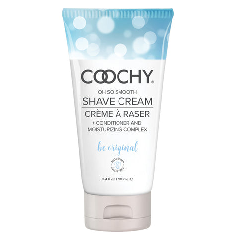 COOCHY RASH FREE SHAVE CREAM SMALL