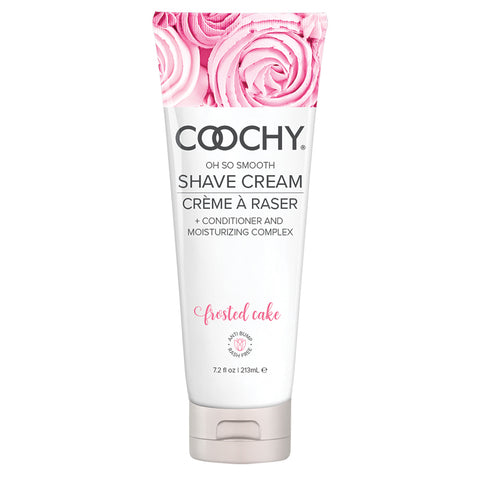 COOCHY RASH FREE SHAVE MEDIUM