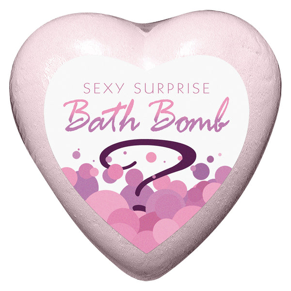 Sexy Surprise Bath Bomb with toy inside!