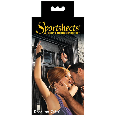 Sportsheets Door Jam Cuffs Set