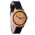 Wooden Watch | The Black Hana Womens Bamboo Watch