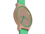 Wooden Watch | The Green Hana Womens Bamboo Watch