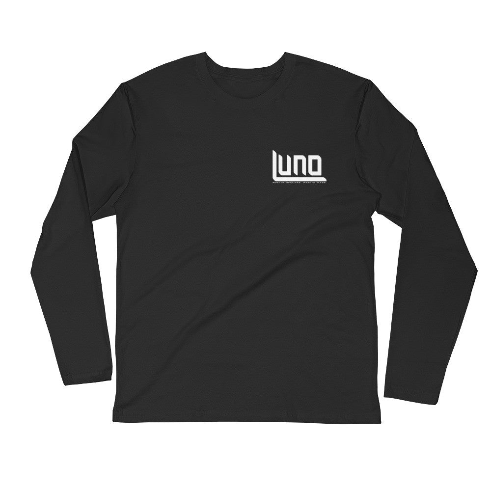 Luno Classic, Long Sleeve: White