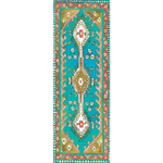 TURQUOISE TRADITIONAL MCYM