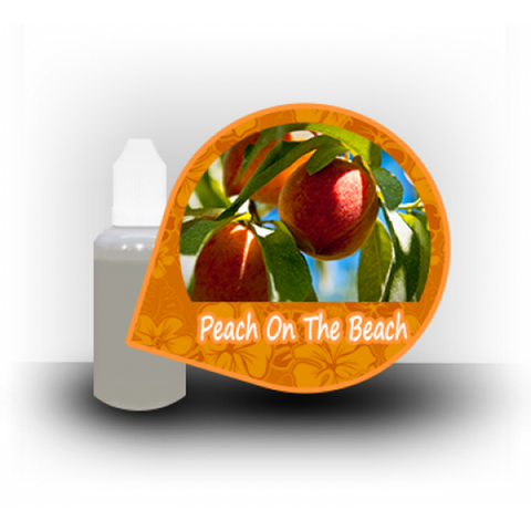 Peach on the Beach