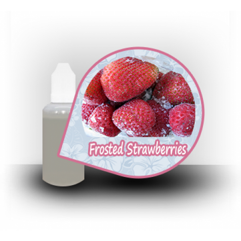 Frosted Strawberries