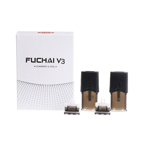 Sigelei - Fuchai V3 Pods / Cartridge