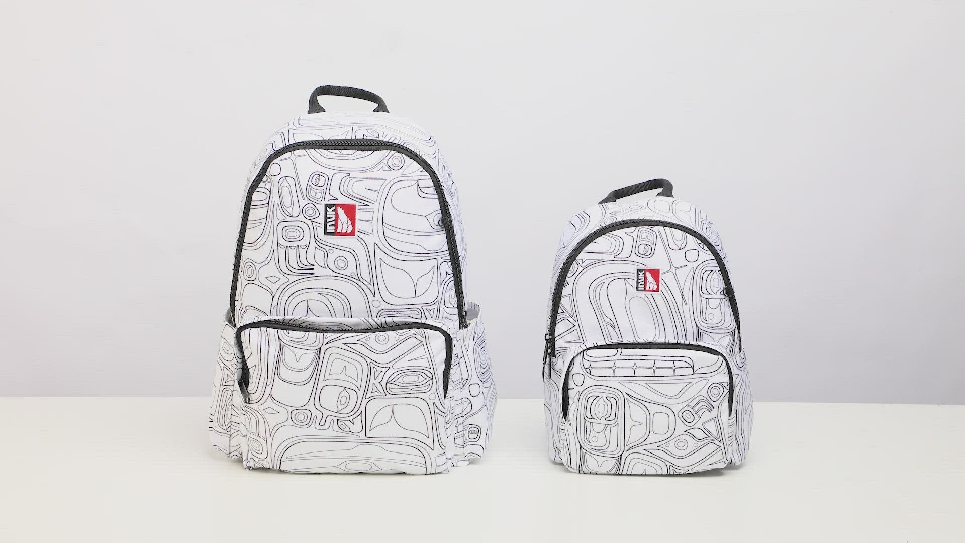 P-A-P Teardrop L Backpack