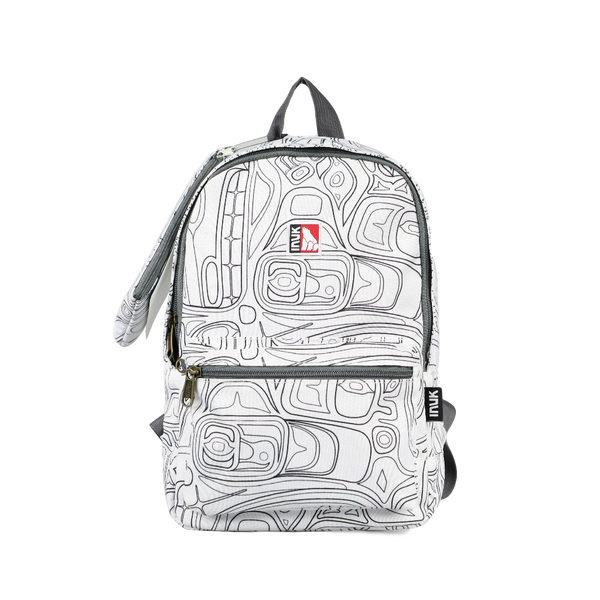 Paint-a-pack ORIGINAL PAP S Backpack - INUK  BAGS